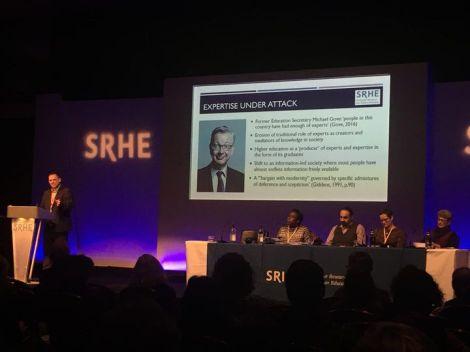 SRHE panel